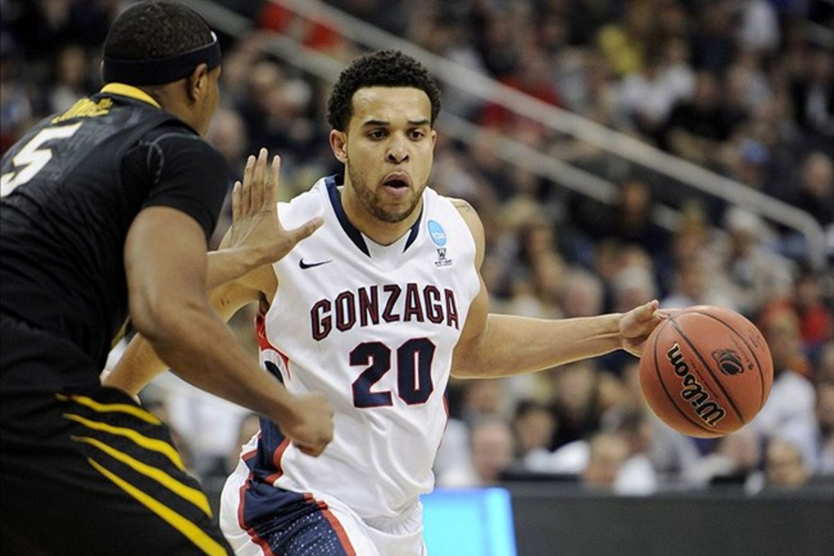 Elias Harris will represent the Zags at WCC Media Day