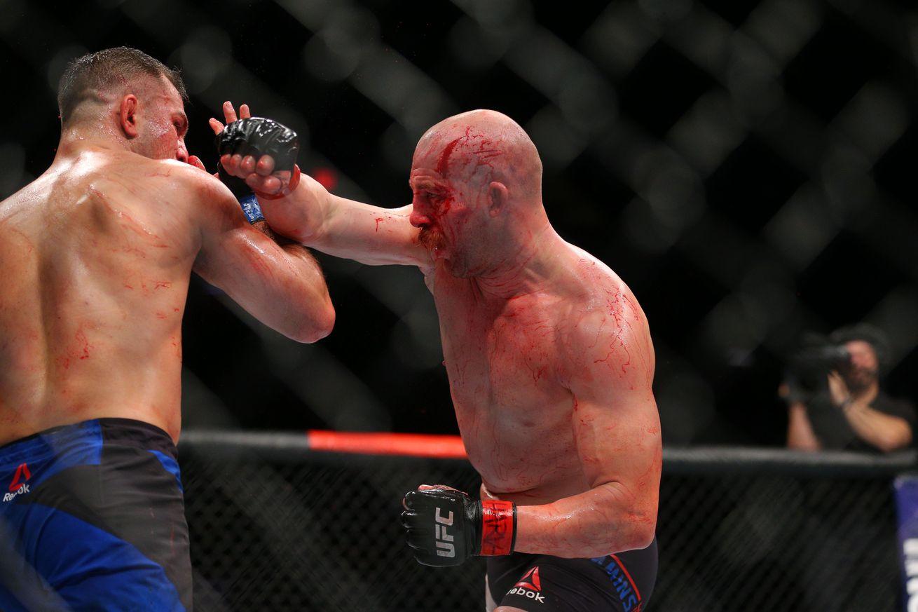 community news, UFC on FOX 25 results from last night: Patrick Cummins vs Gian Villante fight recap