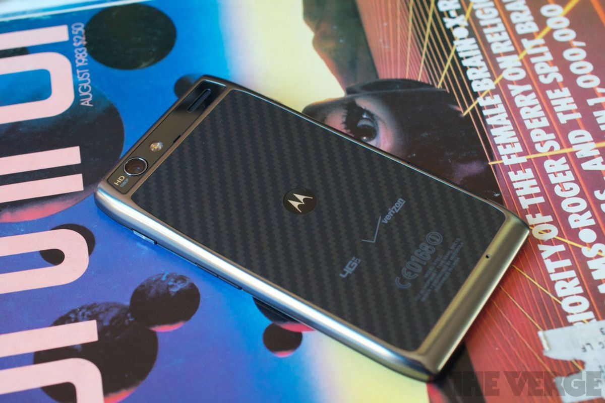 Droid razr gets another ics leak — looks official [update.