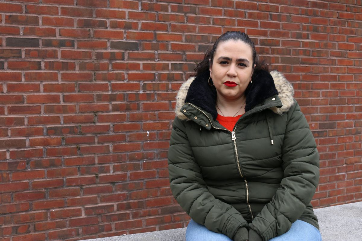 Naomi Peña is a mother of four on the Lower East Side.