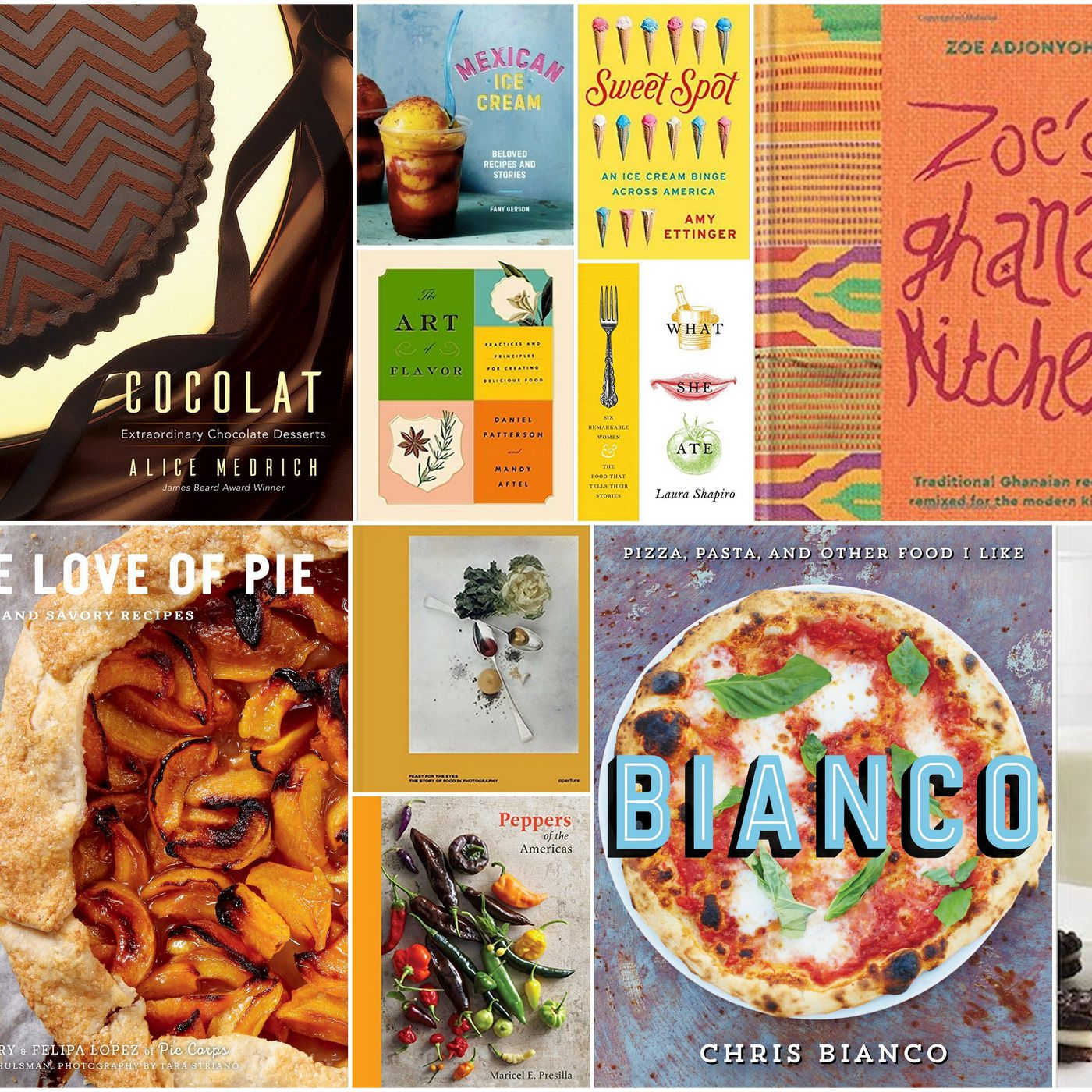 Every Summer 2017 Cookbook You Should Know About Eater