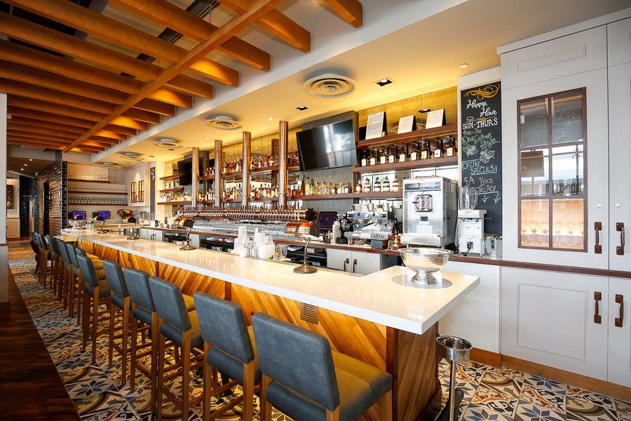 The Southern Kitchen And Bar Asheville Menu