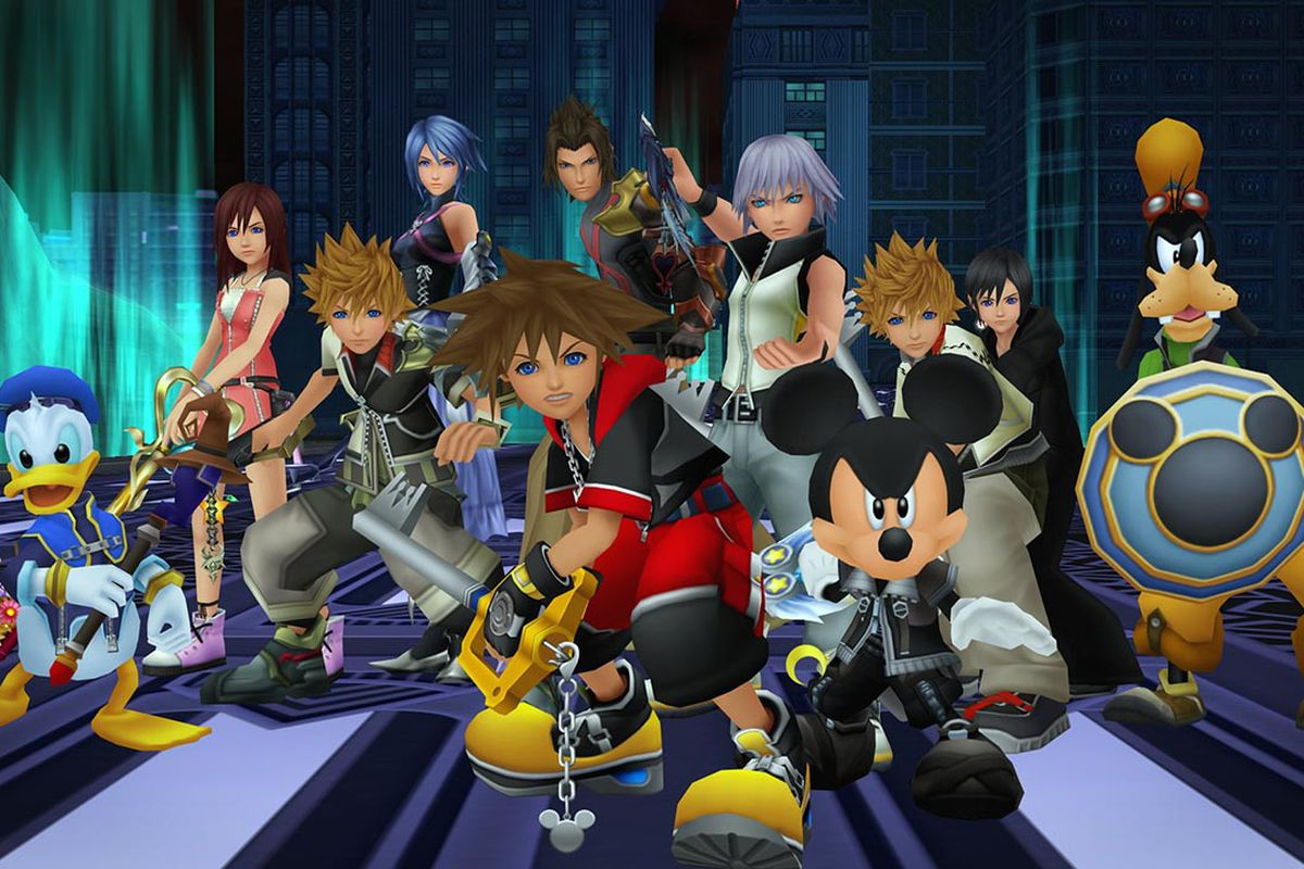 What You Need To Know Before Playing Kingdom Hearts Hd 2 8 Final