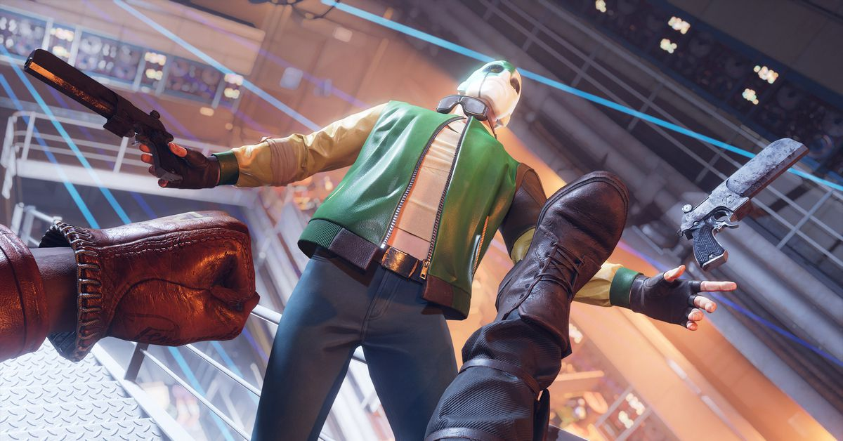 Deathloop's kick is the unsung hero of Colt's arsenal