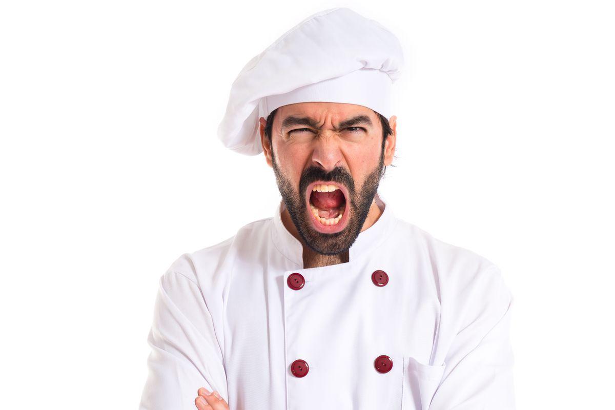 Common courtesy prevents chef meltdowns