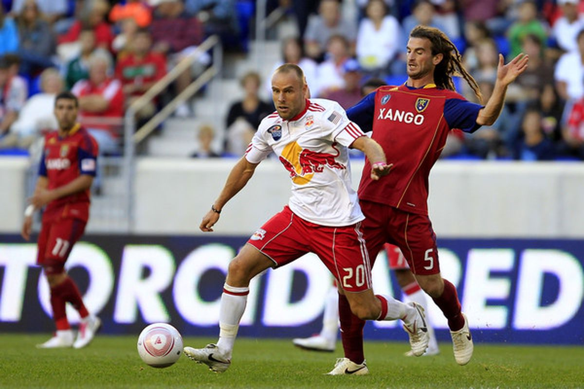 Lindpere looks set to square off against Beckerman again