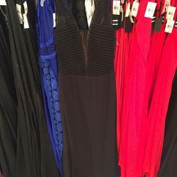 Black dress, $350 (was $1,995)