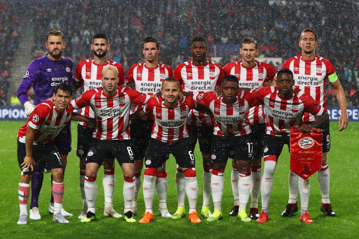 """Chucky"", Guti on target as PSV Eindhoven thump VVV-Venlo ..."