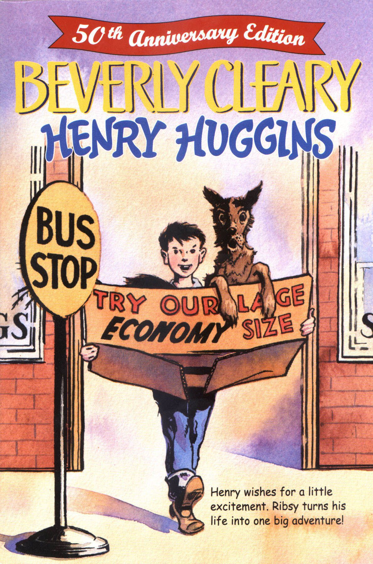 """Beverly Cleary didn't start writing books until her early 30s when she wrote """"Henry Huggins,"""" published in 1950."""