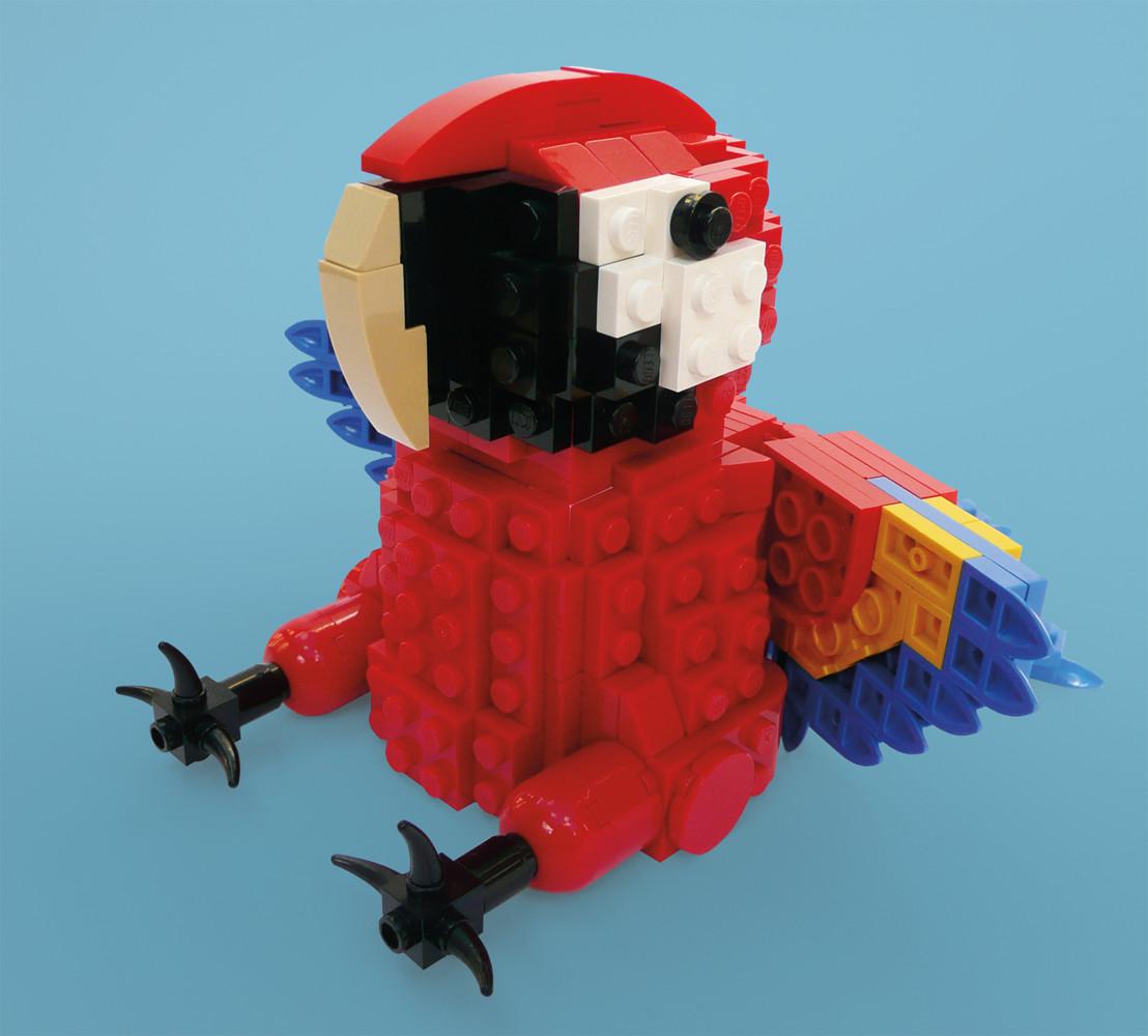 Parrot LEGO