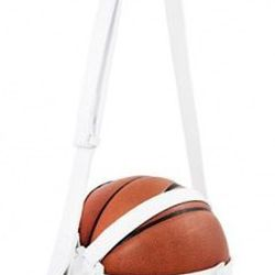 """<a href=""""http://www.vogue.com/guides/holiday-gift-guide-gifts-for-over-500/"""">Fleet Ilya basketball cage</a>, $640. It's almost <i>too</i> practical. We don't trust it."""