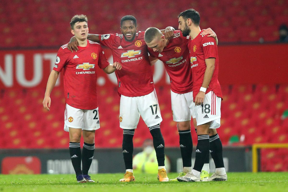 Player Ratings: Manchester United 9-0 Southampton - The Busby Babe