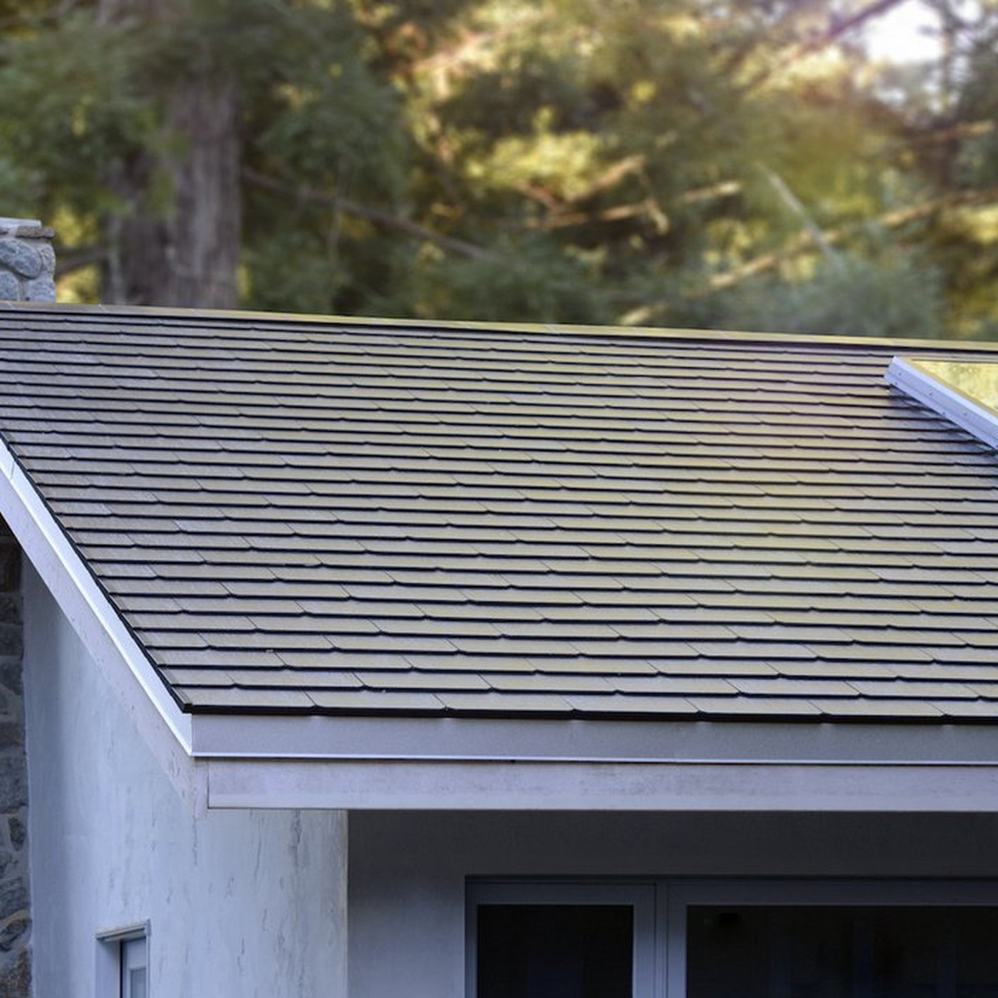 What do Tesla's solar roofs look like? - Curbed