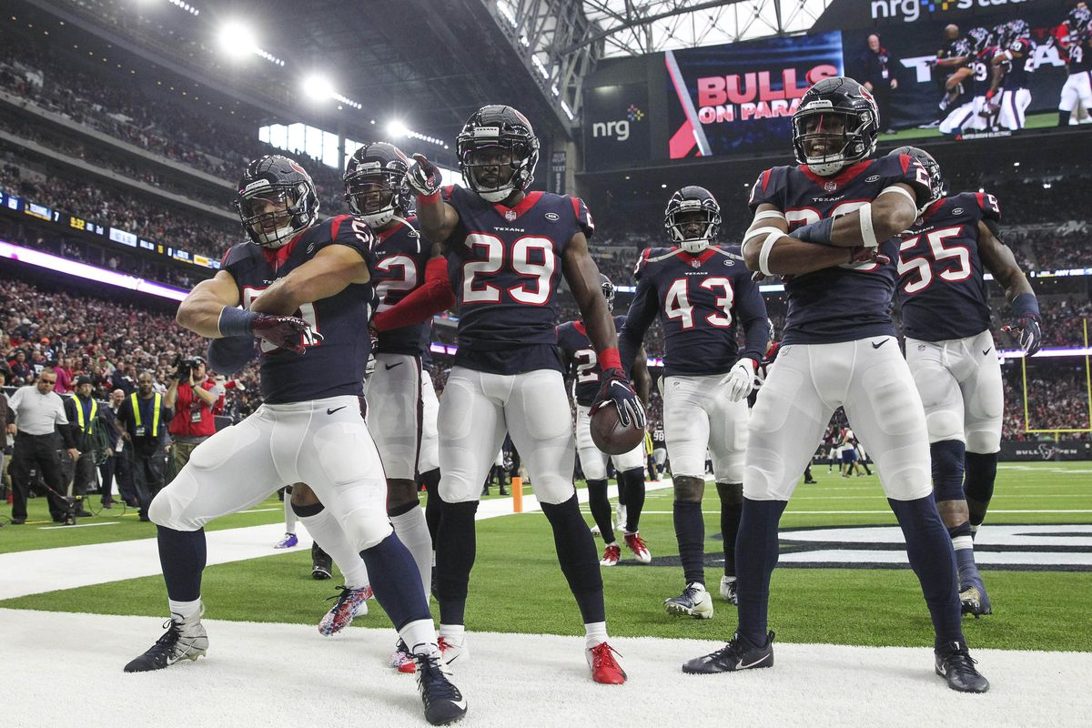 f33da713 Red Zone Play: Houston Texans Offseason Wins & Losses - Battle Red Blog