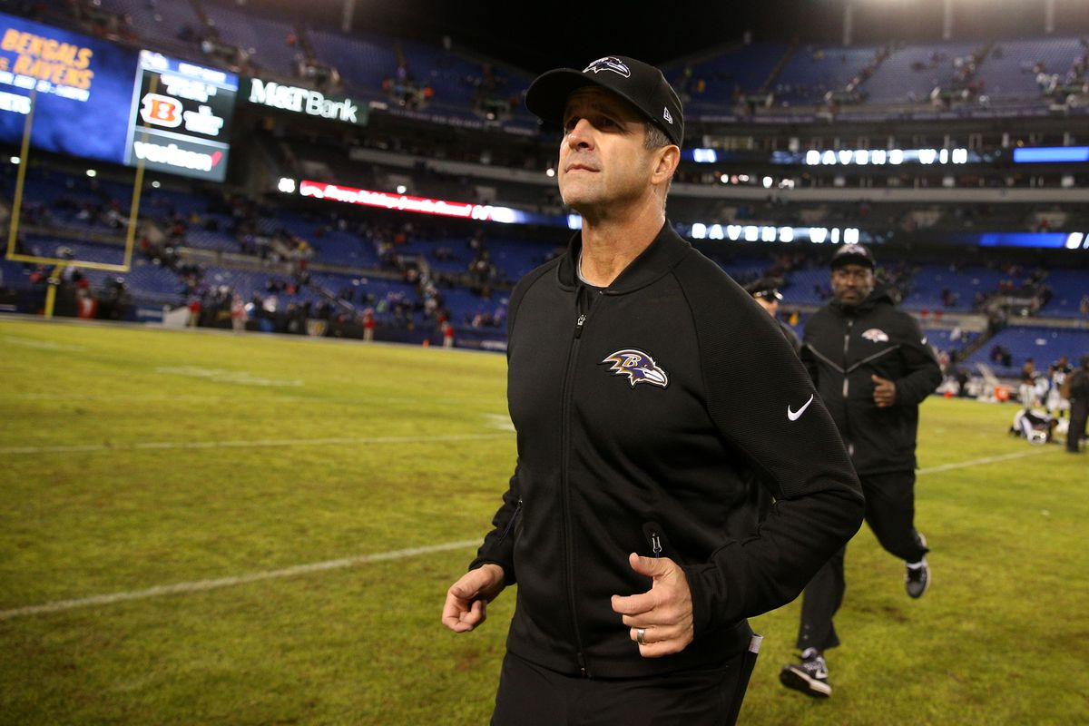 Ravens' John Harbaugh Expects To Face 'Highly Motivated' Bengals Team