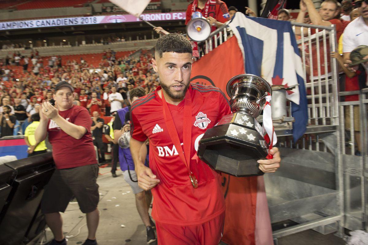 MLS: Canadian Championship-Vancouver Whitecaps FC vs Toronto FC