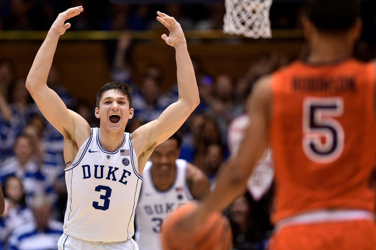 Virginia Tech v Duke