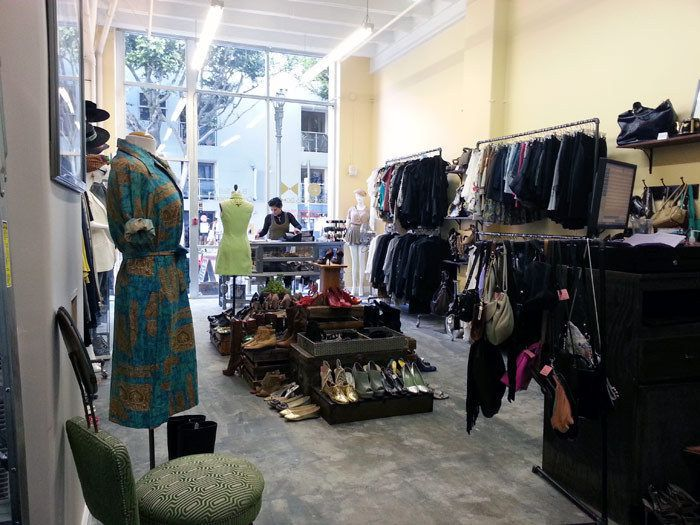 Buttons & Bows New Space in DTLA