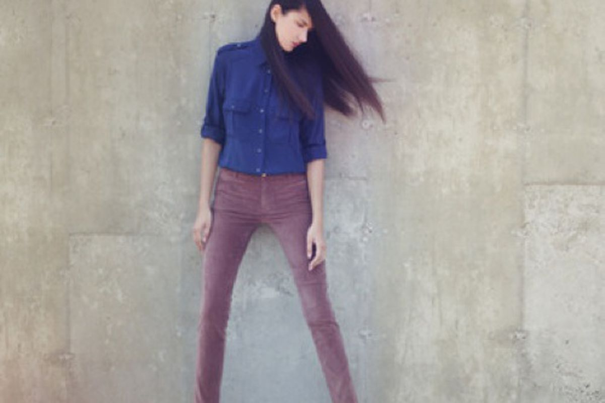 MiH Jeans today on Gilt