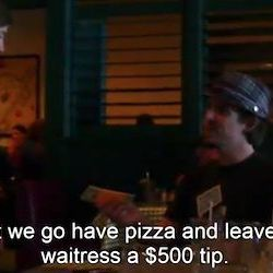 """<a href=""""http://eater.com/archives/2012/07/13/mans-dying-wish-to-tip-500-on-pizza-inspires-10k-in-donations.php"""">Man's Dying Wish to Tip $500 on Pizza Goes Viral, Inspires $10,000 in Donations</a>"""
