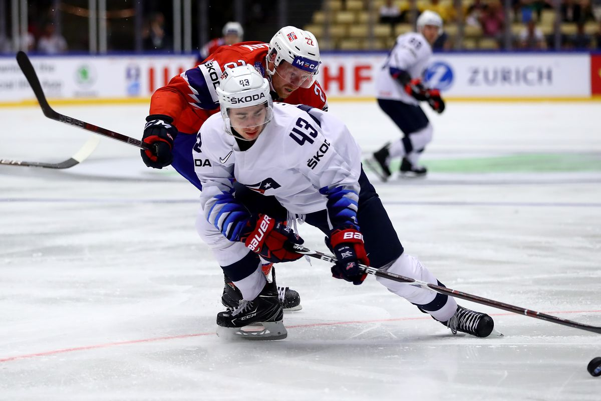 2018 NHL Draft prospect profile  Quinn Hughes is one of the most dynamic  players available c99af0254
