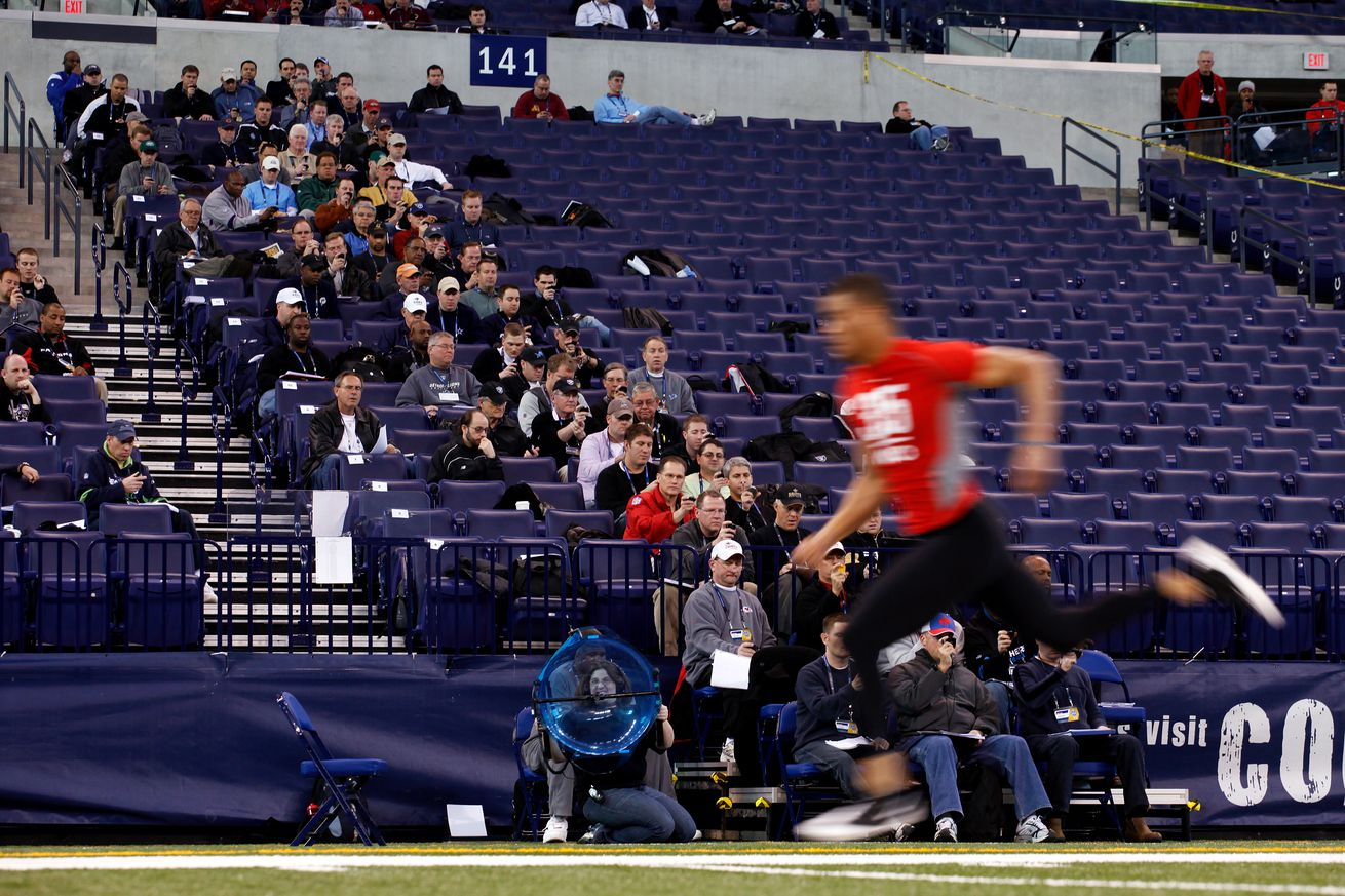 2009 NFL Scouting Combine Day 4
