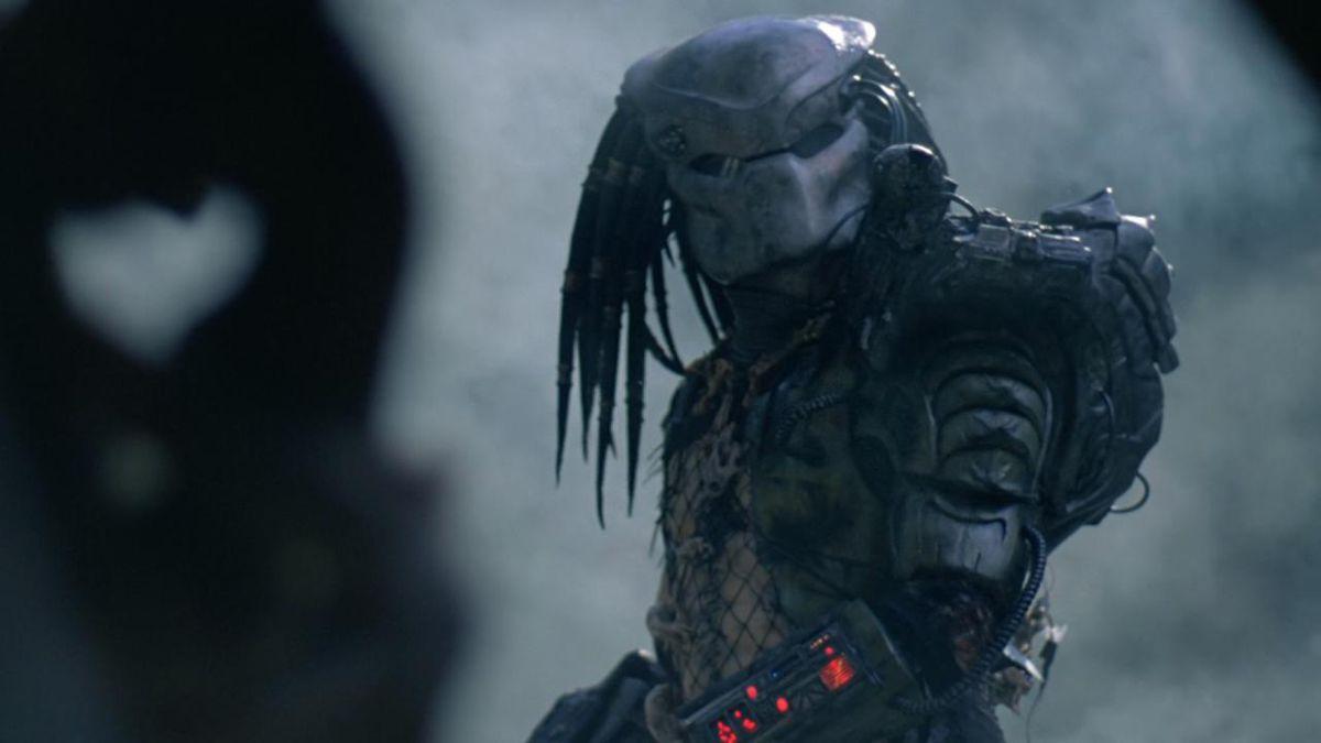 The Predator sans thermoptic camouflage