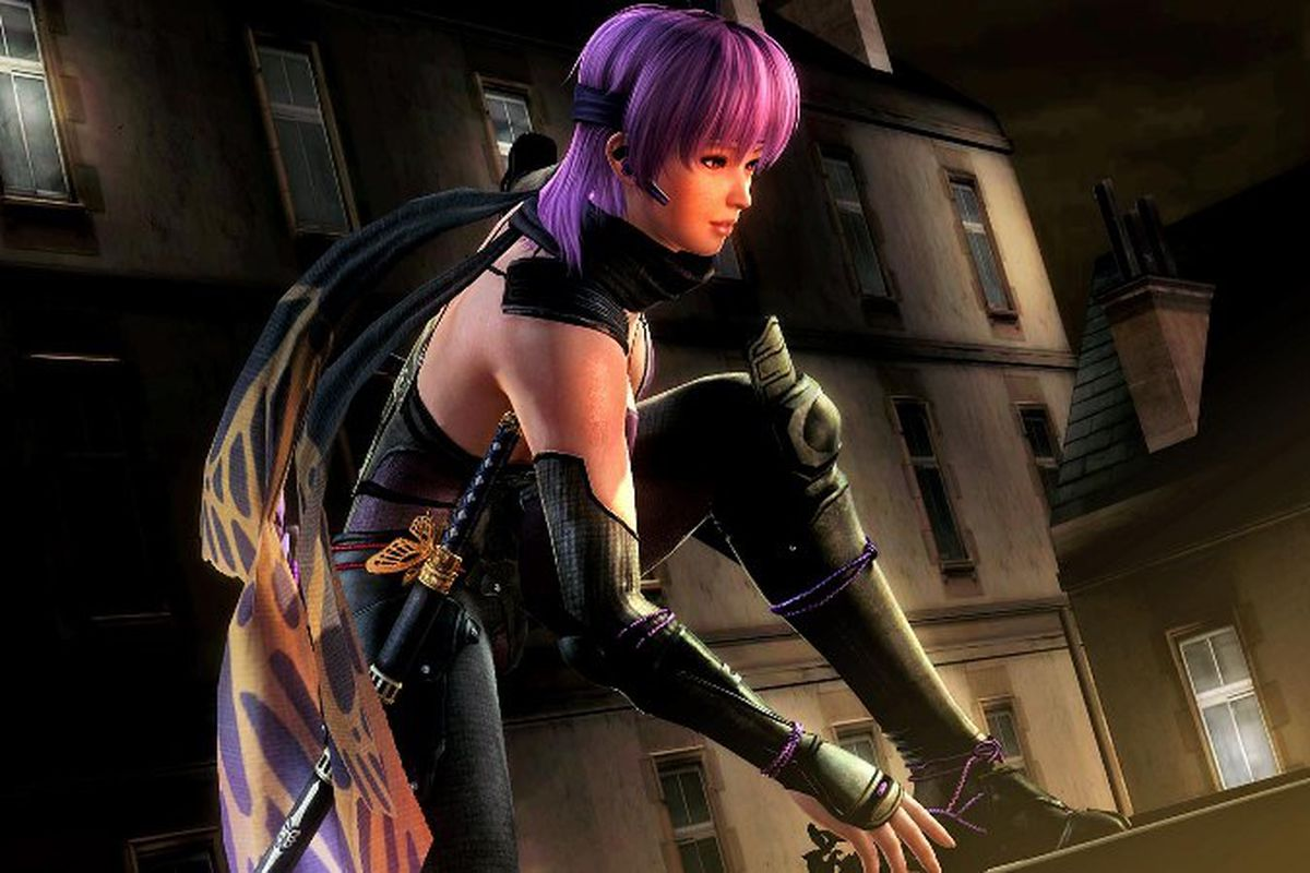 Ninja Gaiden 3 Razor S Edge Brings Protagonist Ayane To The