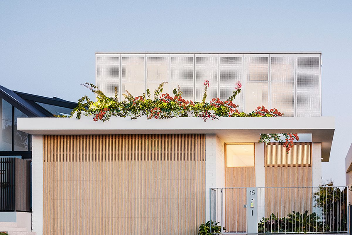 modern house in Australia