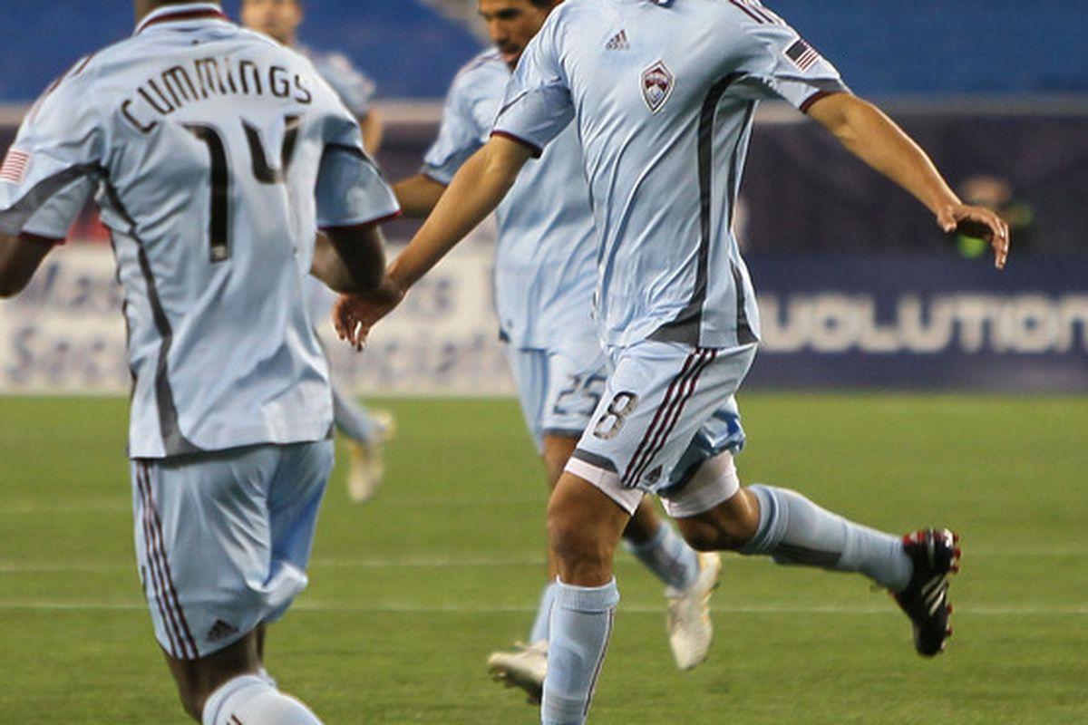 Medhi Ballouchy destroys the sliver of hope that was remaining of a DC United return to mediocrity
