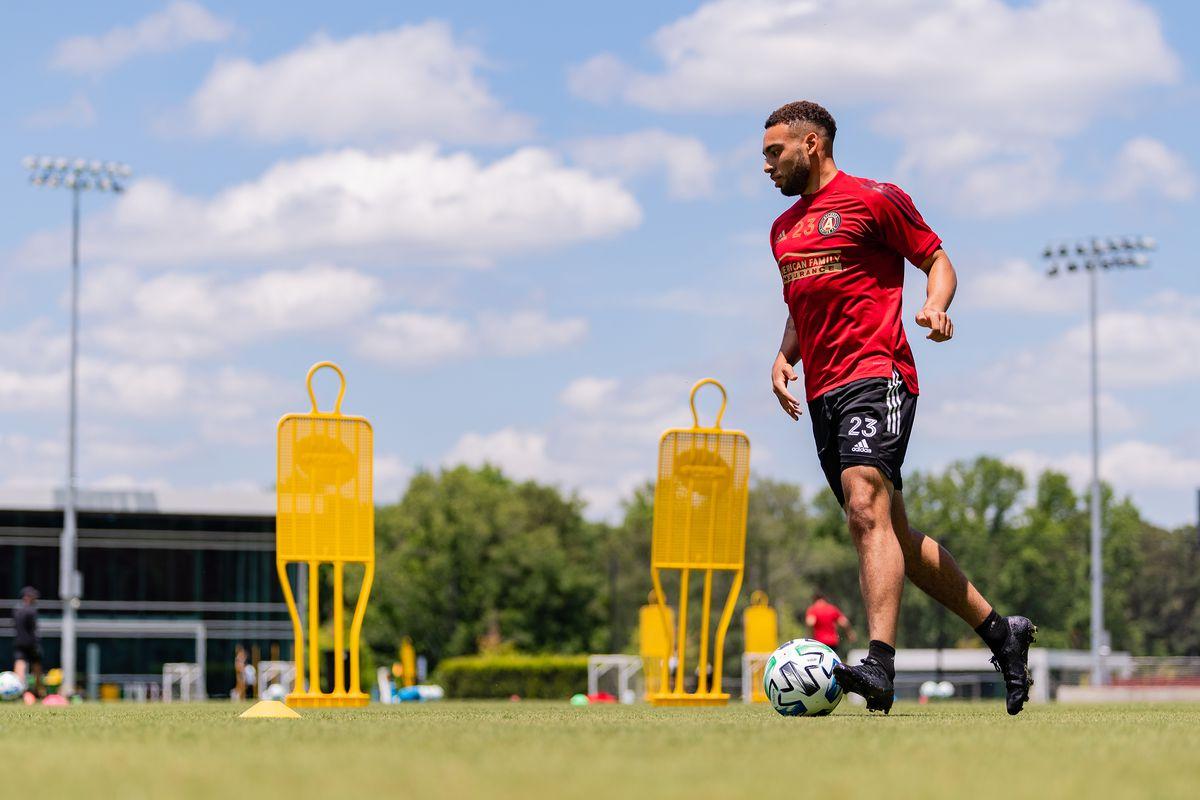 MLS: Atlanta United-Workouts