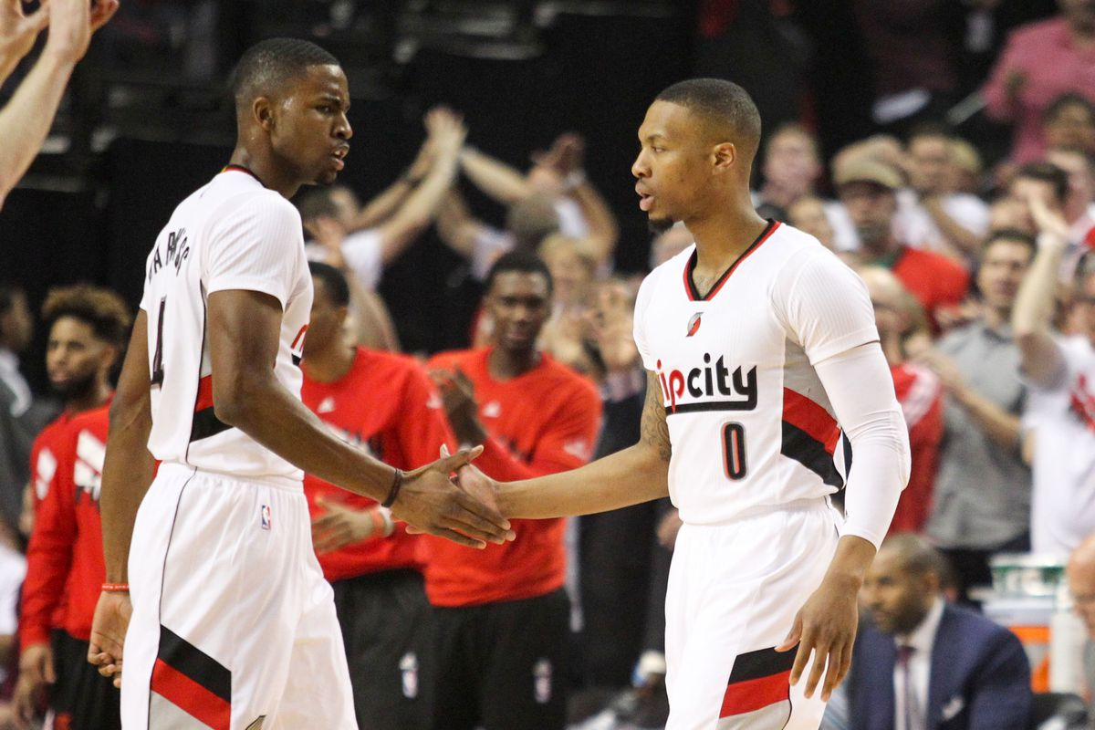 On The Portland Trail Blazers The Looming Salary Cap And