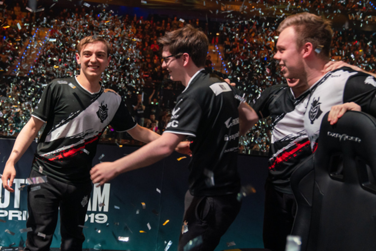 G2 Esports claim a LEC final