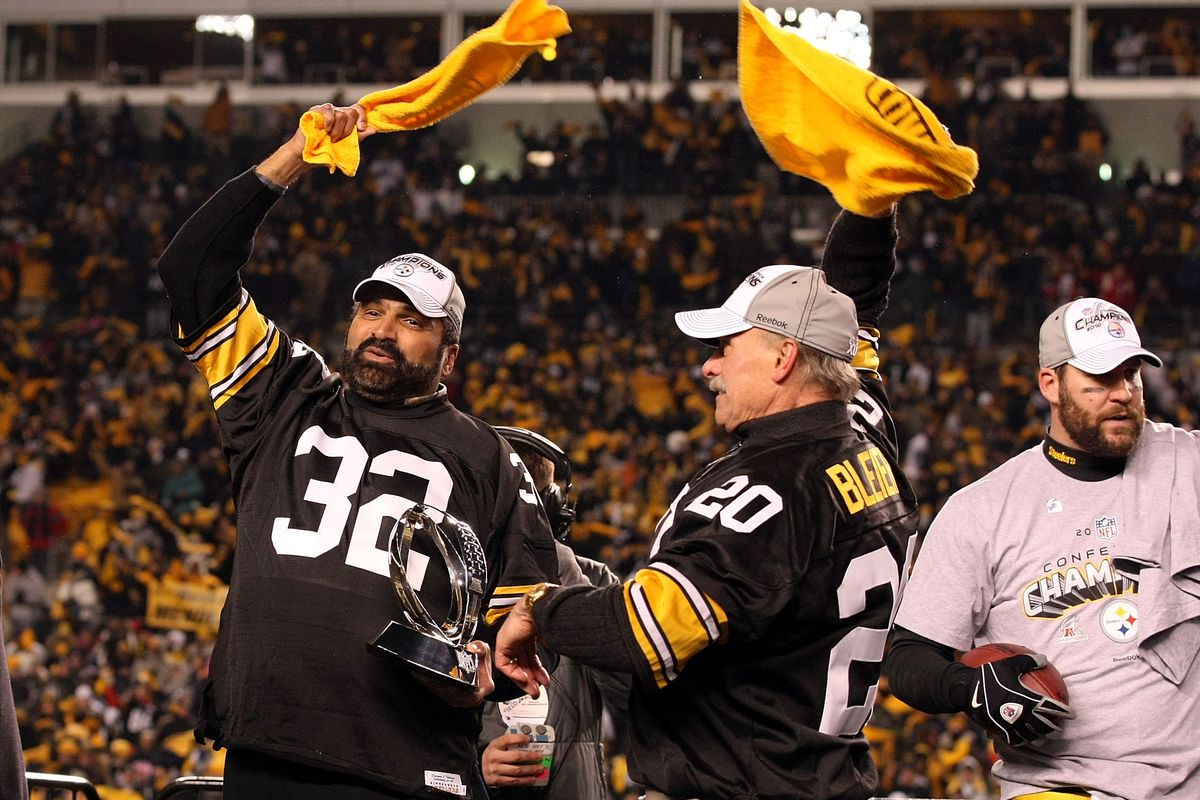 new style 9e7ac 0271a Pittsburgh Steelers 'Digit Dynasty': Who wore the number ...