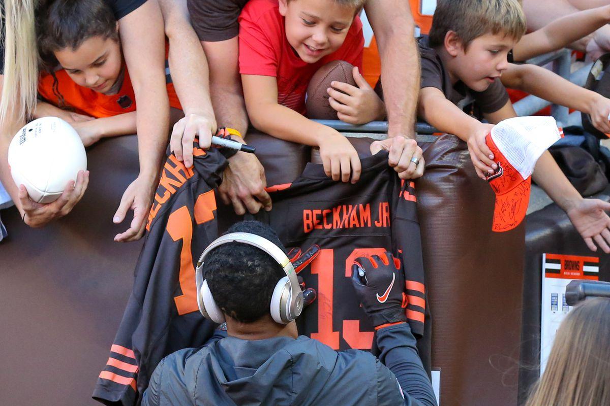 NFL: AUG 29 Preseason - Lions at Browns
