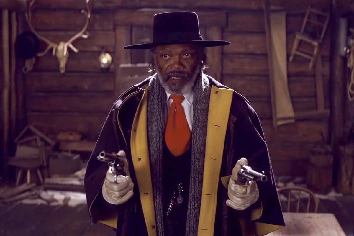 Image result for The Hateful Eight movie