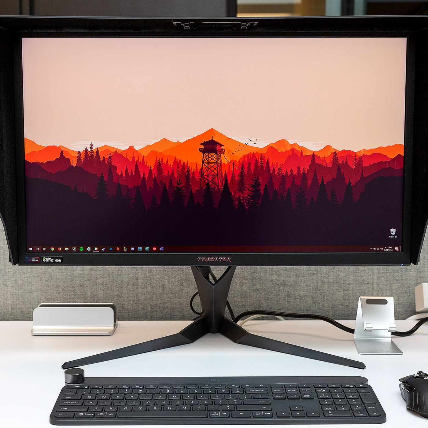 Acer Predator X27 review: today isn't ready for tomorrow's display