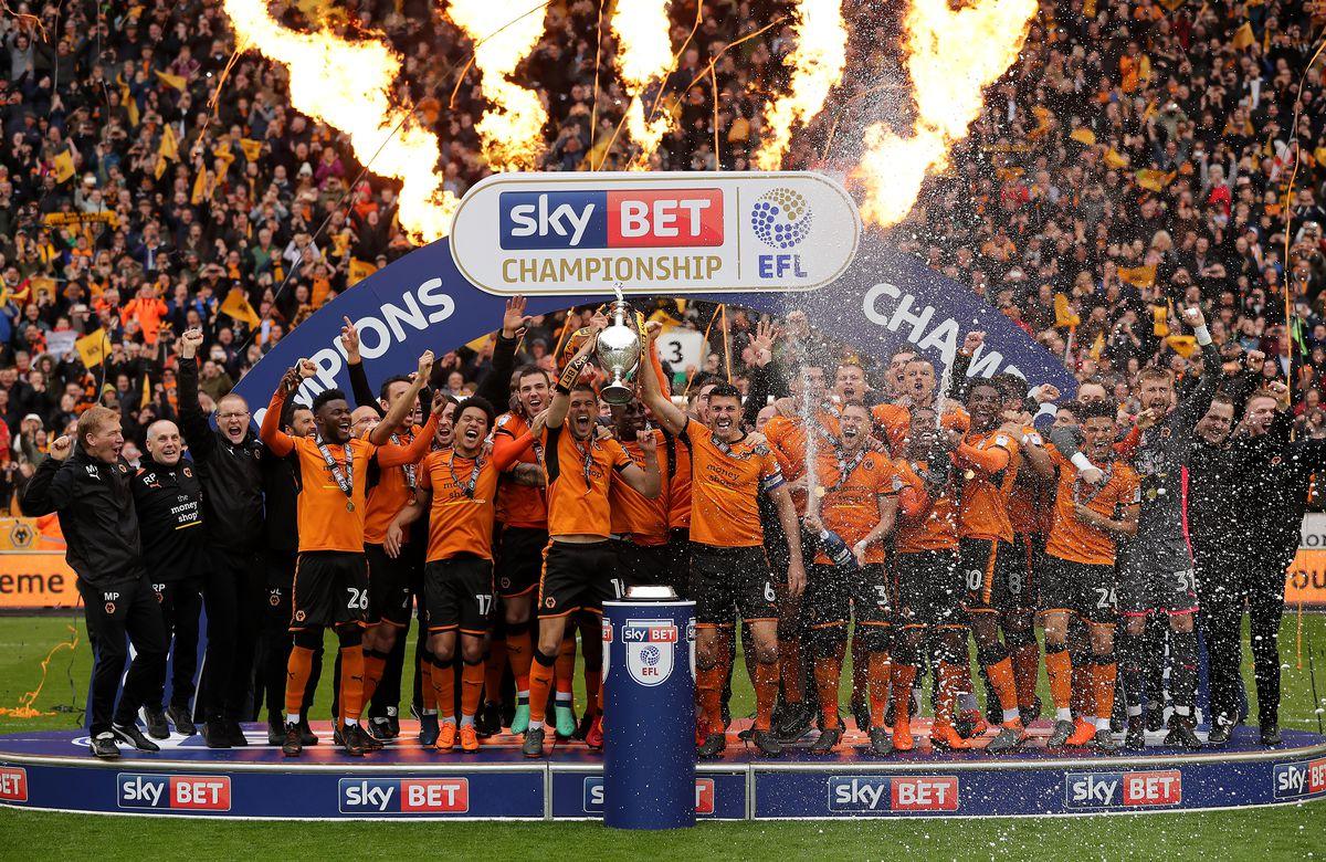 Wolverhampton Wanderers v Sheffield Wednesday - Sky Bet Championship