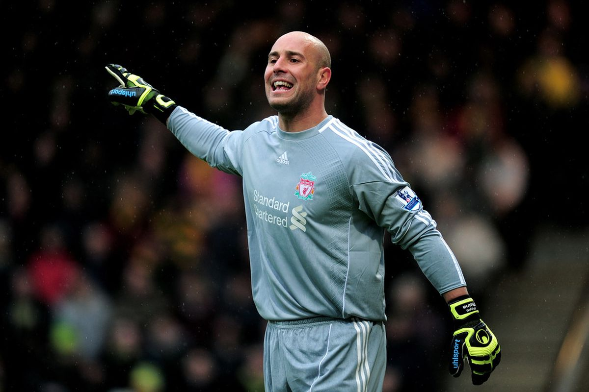 Is Reina on his way?