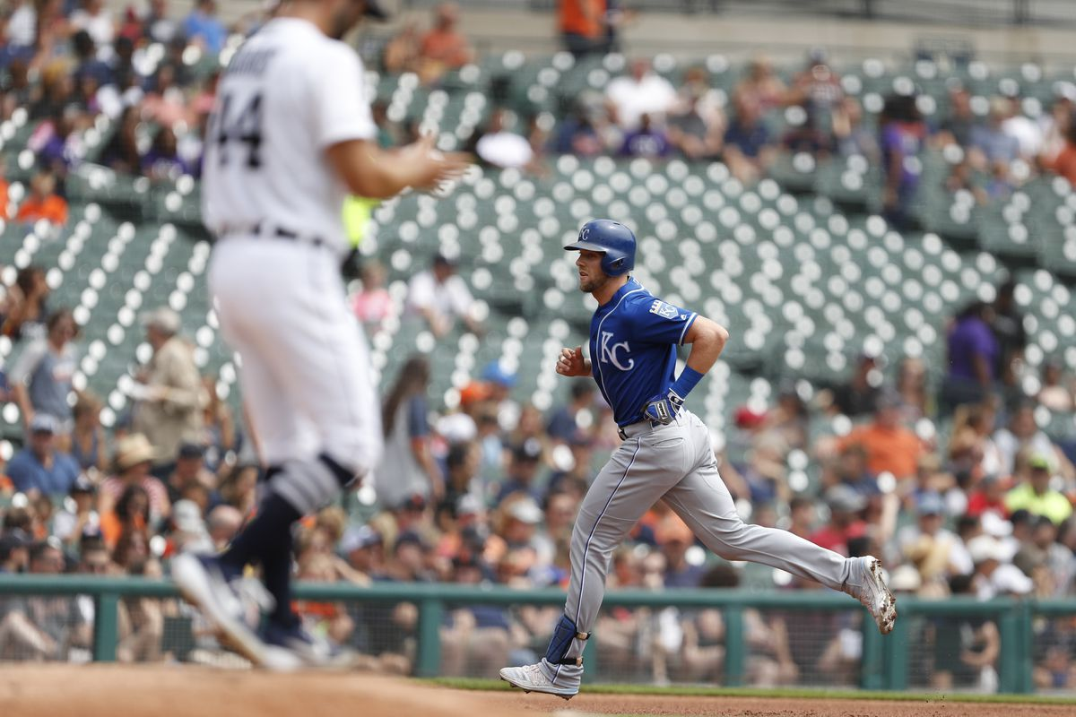 Royals 10, Tigers 2: Soler and Dozier and Merrifield, oh my