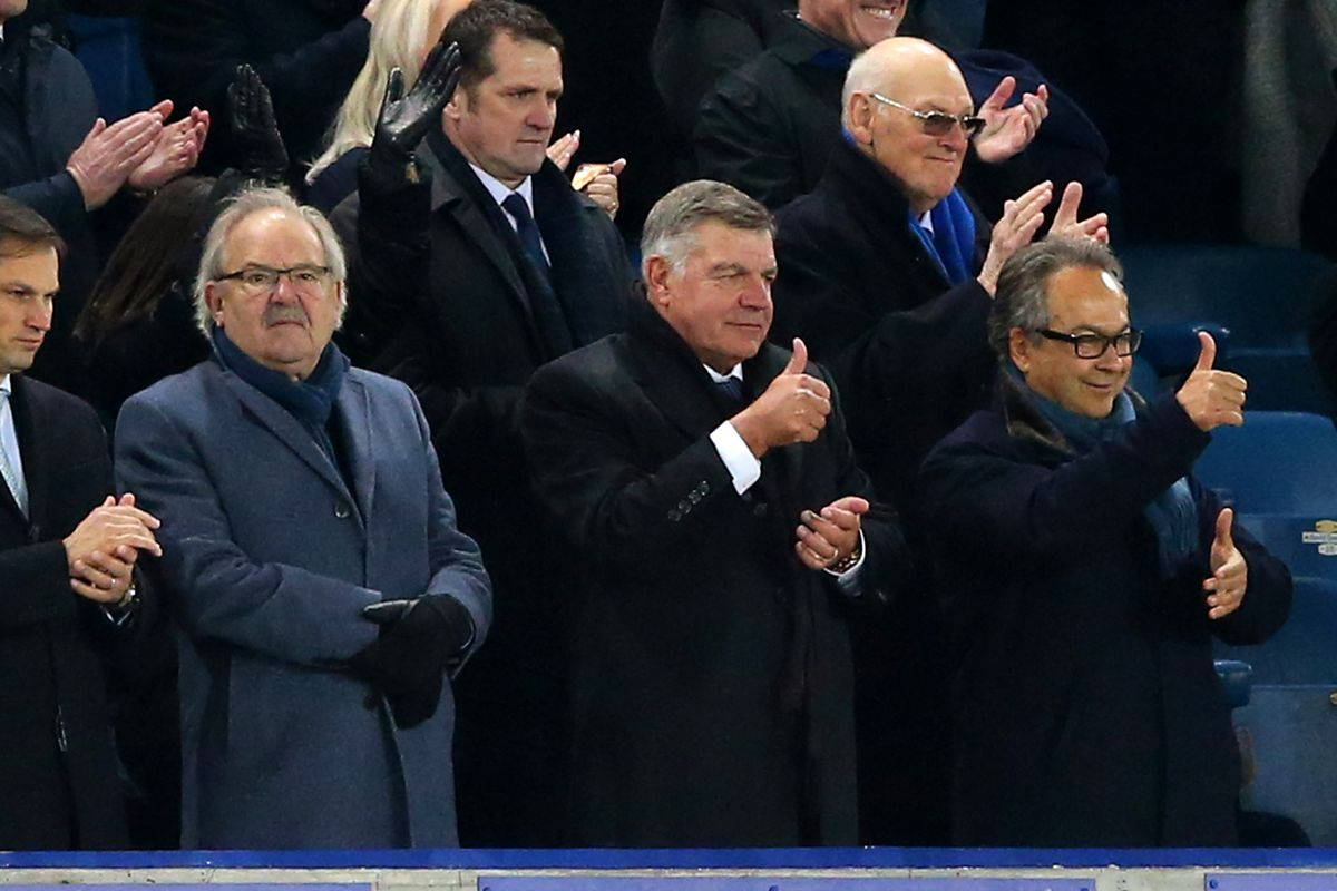 Bolton Wanderers Legend Sam Allardyce Unveiled As Everton Manager Lion Of Vienna Suite