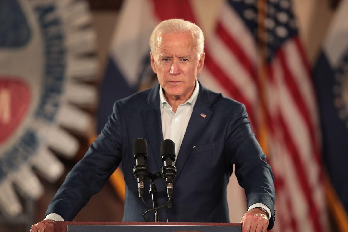 Former Vice President Joe Biden Campaigns With Sen. Claire McCaskill