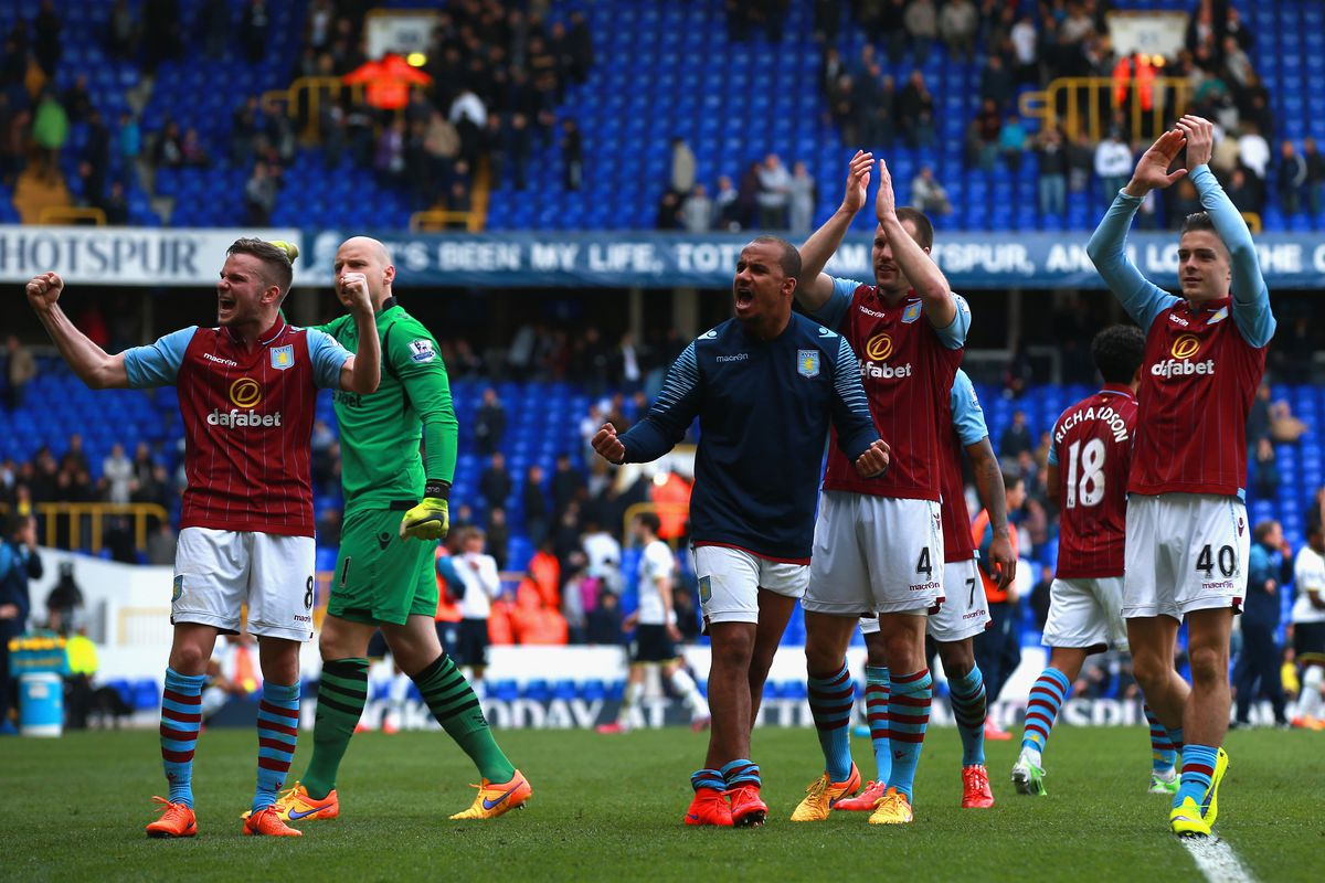 Aston Villa had several standout performers on Saturday.