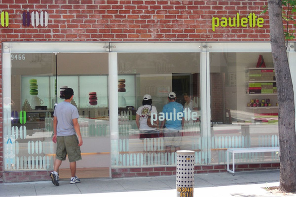 Paulette, Beverly Hills.