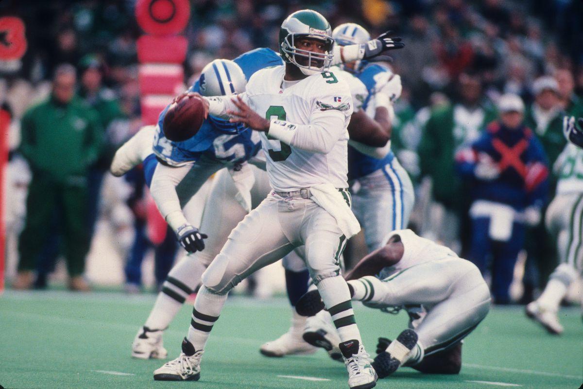 1995 NFC Wildcard Game - Detroit Lions v Philadelphia Eagles