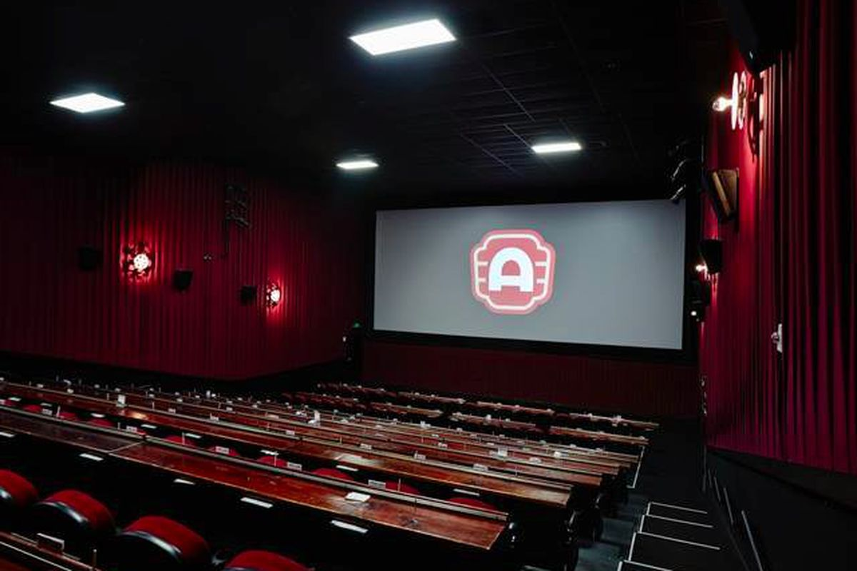 """<a href=""""http://austin.eater.com/archives/2014/08/12/holy-crap-alamo-drafthouse-south-lamar-will-finally-reopen-this-saturday.php"""">Alamo Drafthouse, South Lamar</a>."""