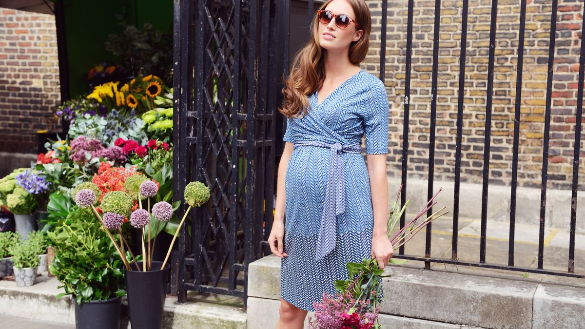 7415c929fbed7 Where to Buy Maternity Clothes You'll Actually Want to Wear. These stores will  see ...