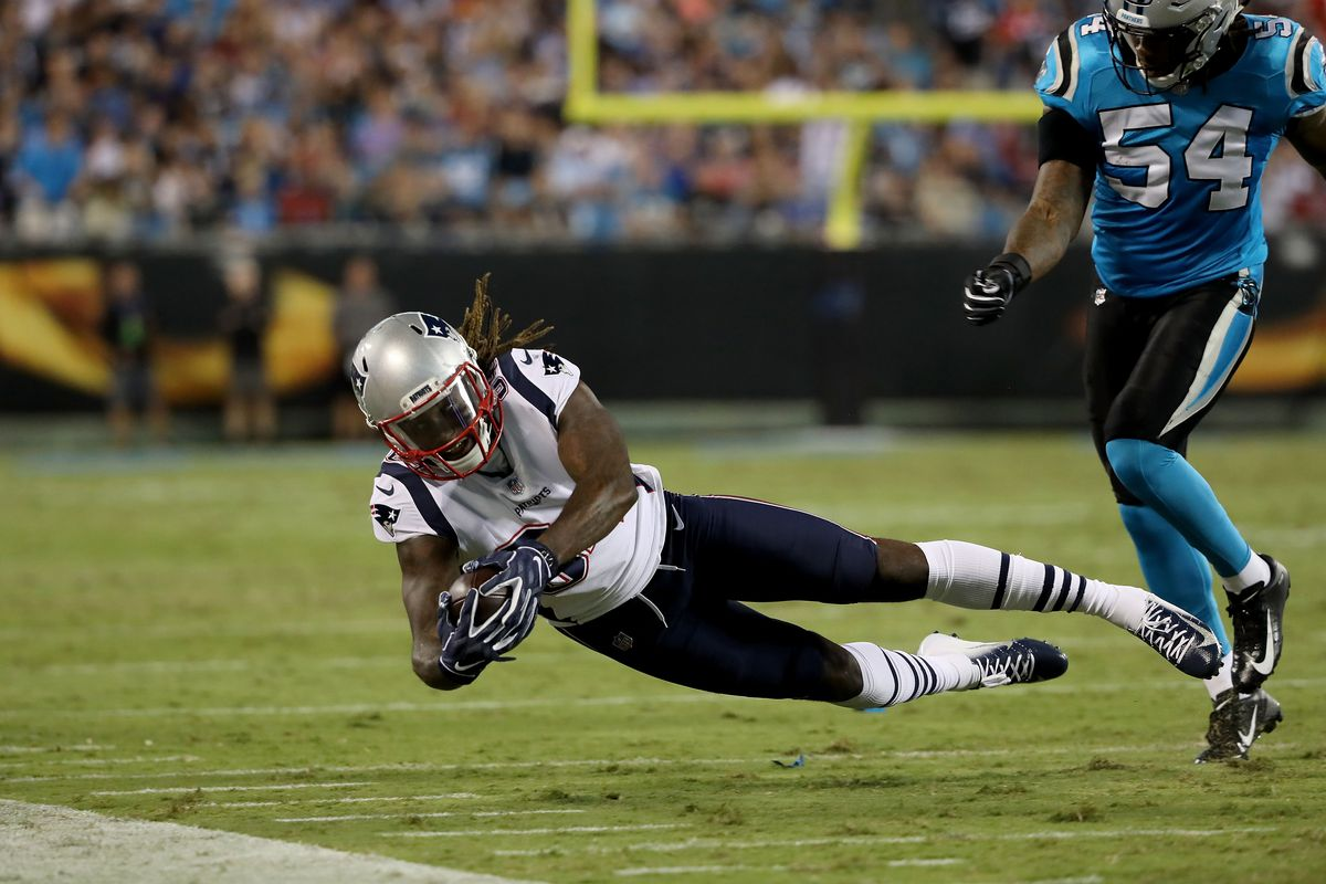 New England Patriots v Carolina Panthers