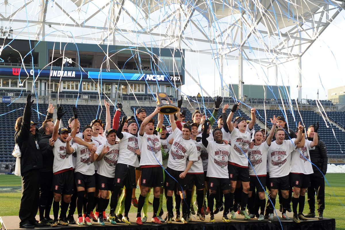 NCAA Soccer: College Cup-Stanford vs Indiana