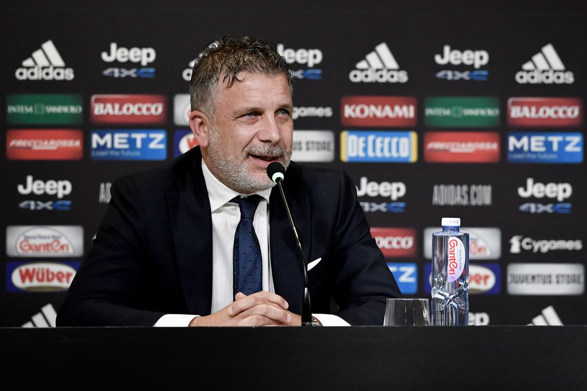Cherubini: Juventus might have no summer transfers - Black & White & Read  All Over